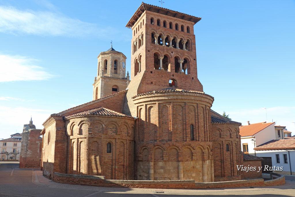 Iglesia de San Tirso de sahagún de Campos en León