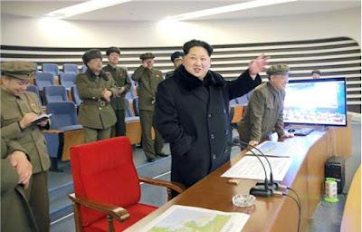 Kim Jong-un, lider da Coreia do Norte