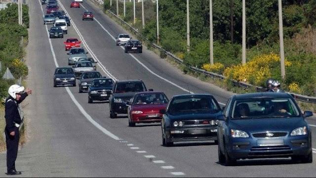 Αυξημένη κίνηση σε Πελοπόννησο και Αργοσαρωνικό