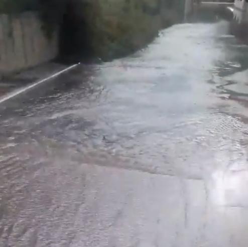 Πρέβεζα: Πρόβλημα υδροδότησης προκάλεσε αγωγός στην Παργινόσκαλα