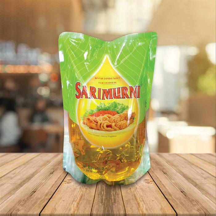 Minyak Goreng Sari Murni Refill 1 Liter