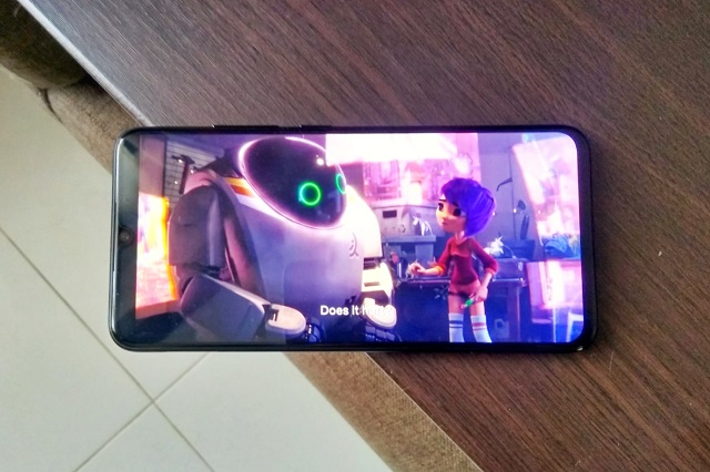 Vivo V11 Streaming Review