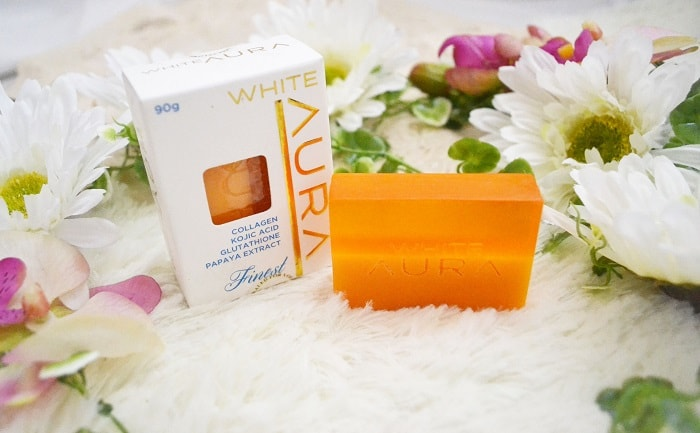 White Aura Collagen Kojic Acid + Glutathione and Papaya Extract review