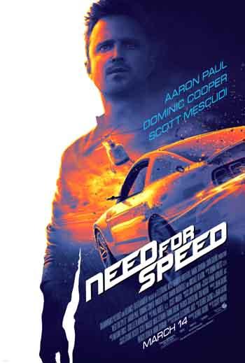 Need for Speed 2014 480p 400MB BRRip Dual Audio [Hindi - English]