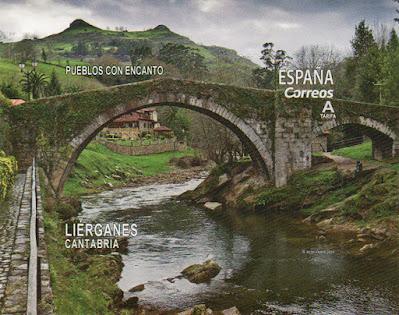 sello, Liérganes, Cantabria