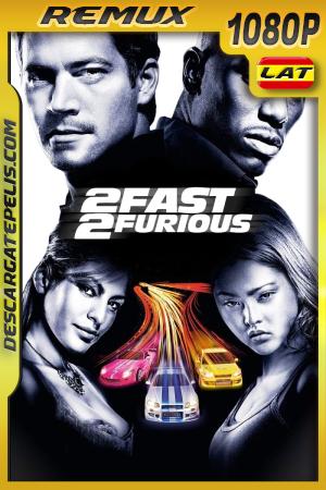 Mas Rápido Mas Furioso (2003) 1080P BDREMUX Latino – Ingles