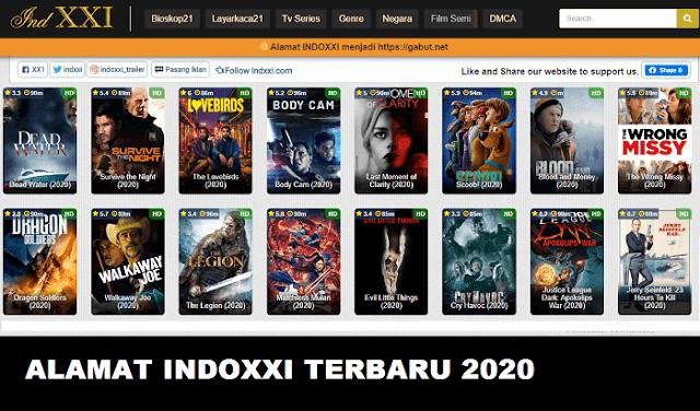 IndoXXI Terbaru 2020