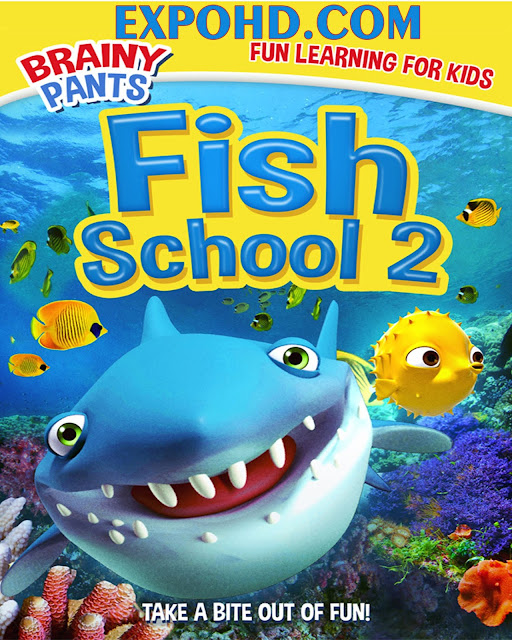 Fish School 2 2019 Download HD 1080p | Bluray 720p | Esub 1.3Gbs [Watch Free]