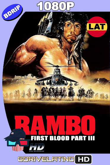 Rambo III (1988) BDRip 1080p Latino-Ingles MKV