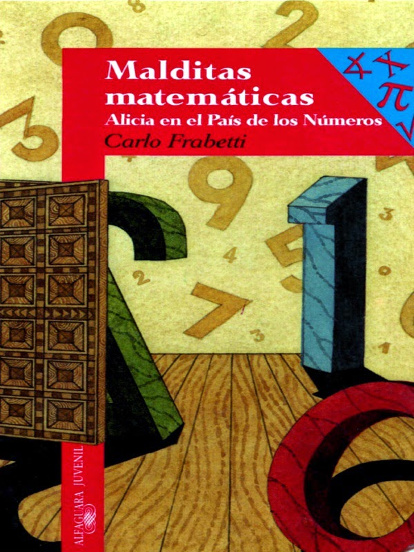 Malditas matemáticas – Carlo Frabetti