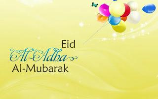 Eid Ul Adha gift card 2019