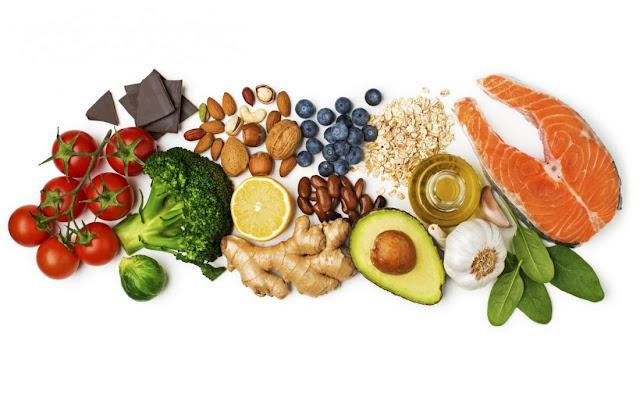 京都堂教你如何吃瘦自己 最健康的方式是選對妳的食物,盡量挑選有維持食物原樣