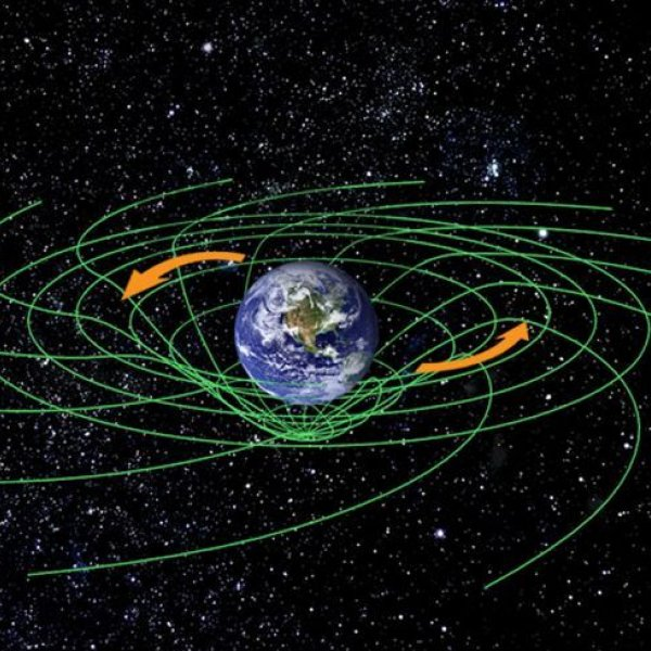 Scientists Confirms Einstein's Theory In Space