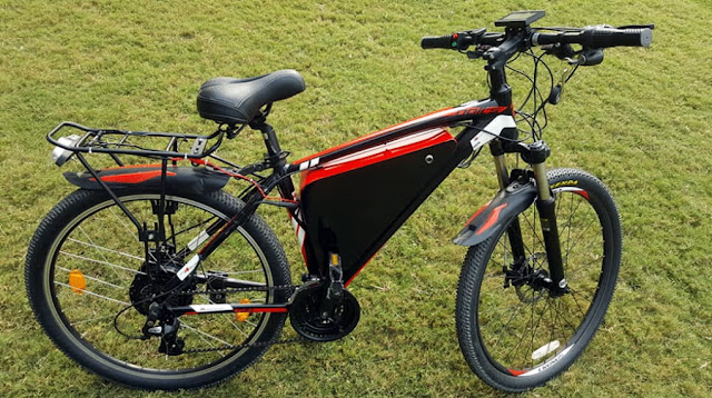 A young engineer from Peshawar currently developed an environment-friendly electric bike in a bid to reduce air pollution. As per the news,