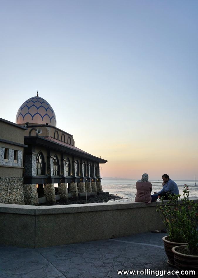 Masjid Al Hussain Kuala Perlis