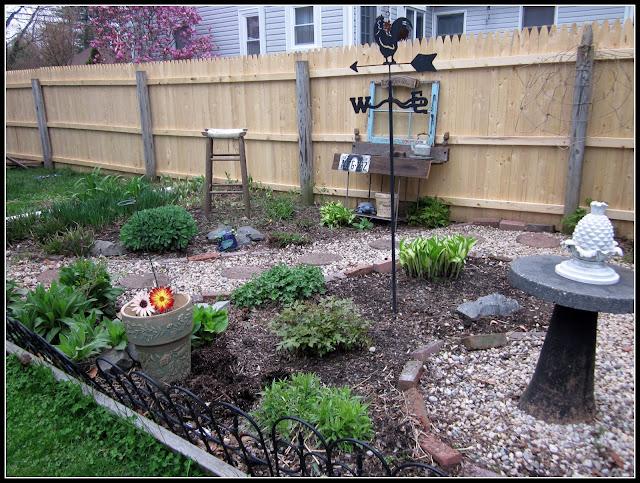 spring garden plans