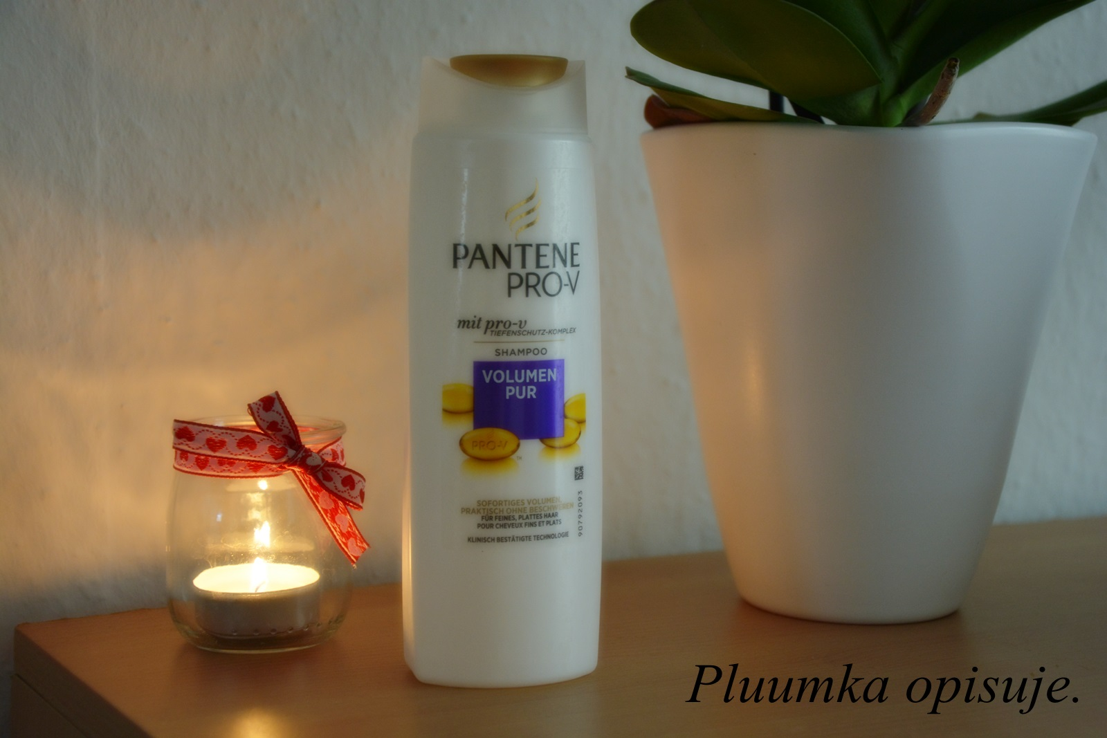 "Pantene Pro-V, Volumen Pur - szampon ""większa objętość"""