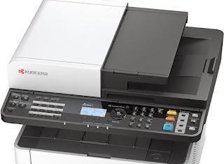 Cara Service Printer Kyocera ECOSYS M2540DN