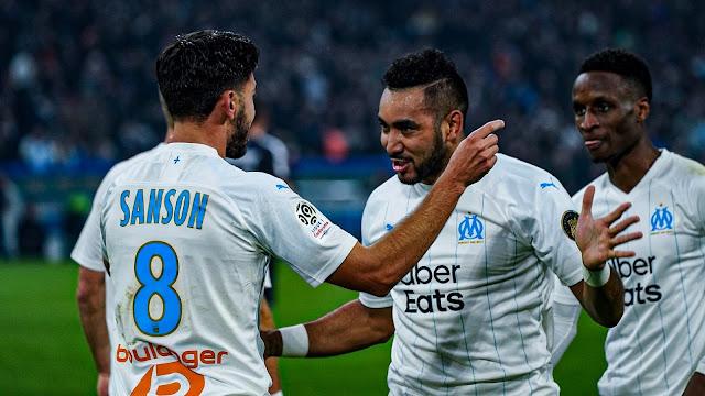 Olympique Marseille vs Bordeaux Highlights