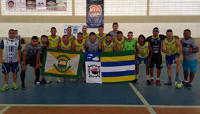 Na Paraíba, Horizonte Futsal busca mais um título em temporada histórica.