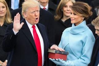 "Donald Trump: ""Deus vai nos proteger"""