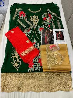 Khayyira Freesia vol 2 Nx Pakistani Suits