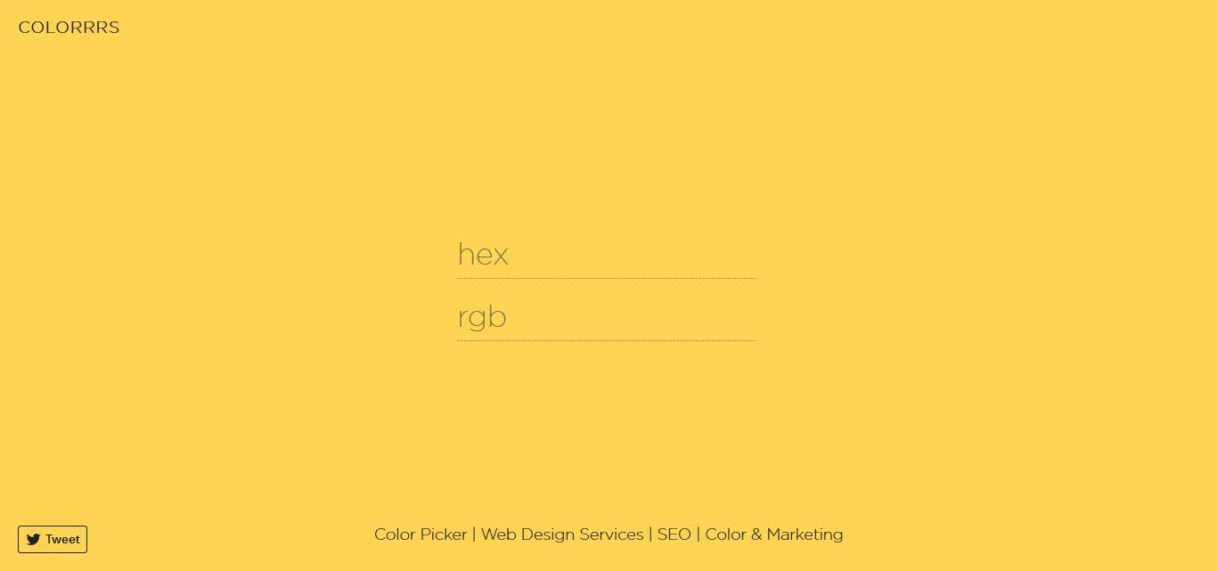 اسهل طريقة لتحويل أكواد HEX إلى RGB والعكس بدون برامج