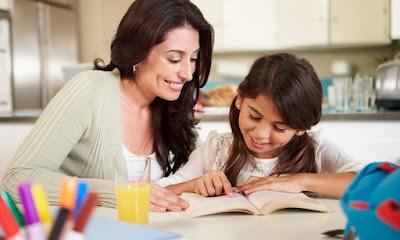 Adultos niños lectura beneficios