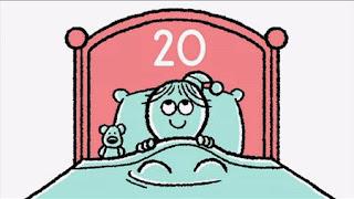Number 20 Song. Sesame Street Episode 4326 Great Vibrations season 43