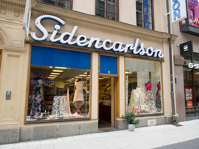 Sindencarlson, suecia, telas, comprar, gataflamenca, fabric, Sweden, Stockholm, handmade wardrobe