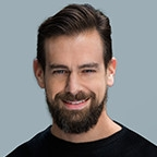 Jack Dorsey CEO of Twitter and Square