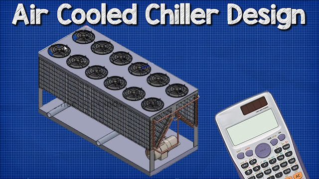 How Air Cooled Chiller Works - Advanced