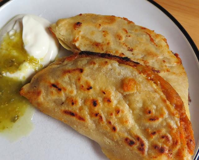Two Potato Tacos