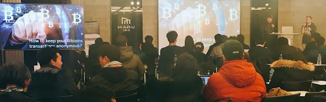 Crytpo ICO Korea Meetup