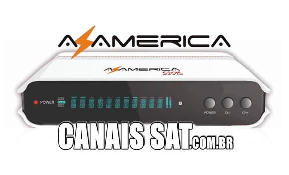 Azamerica S2015 Nova Atualização V3.2.7 - 22/10/2019