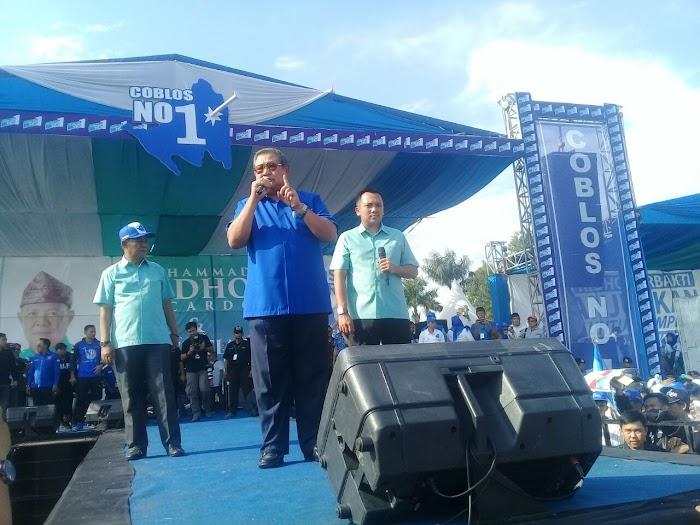 SBY: Pilihlah Pemimpin yang Terbukti Memimpin