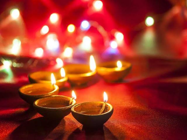 Diwali Lines in Hindi & English