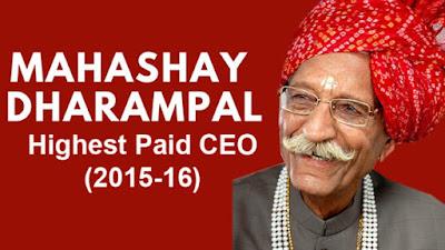 Mahashay Dharam Pal Gulati MDH Masala Owner Death Fake News
