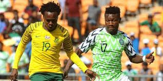 مشاهدة مباراة جنوب افريقيا ونيجيريا بث مباشر اليوم