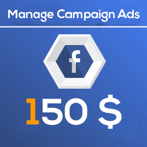 150 Manage Facebook Campaign Ads