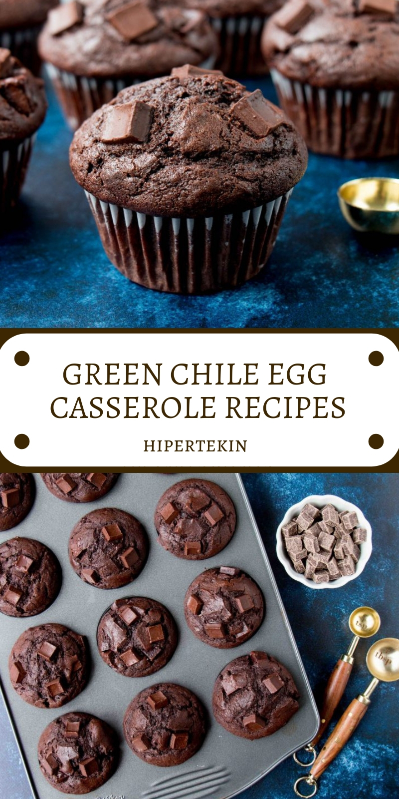 DOUBLE CHOCOLATE MUFFINS RECIPES