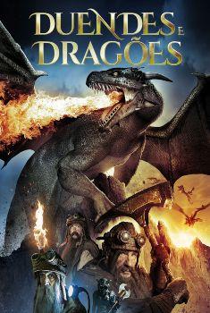 Duendes e Dragões Torrent – WEB-DL 720p/1080p Dual Áudio