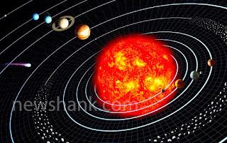 धरती पर गिरे सूरज के टूटे हुए टुकड़े, वैज्ञानिकों के शुरू की रिसर्च