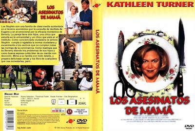 Carátula dvd: Los asesinatos de mamá / Serial Mom