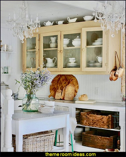 French Country Cottage kitchen french country decor paris cafe french bistro at home