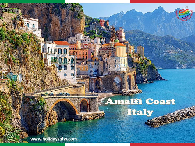 Planning your perfect trip to Amalfi Coast, Italy