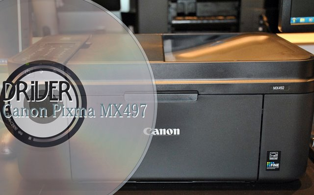 Driver Printer Canon MX497