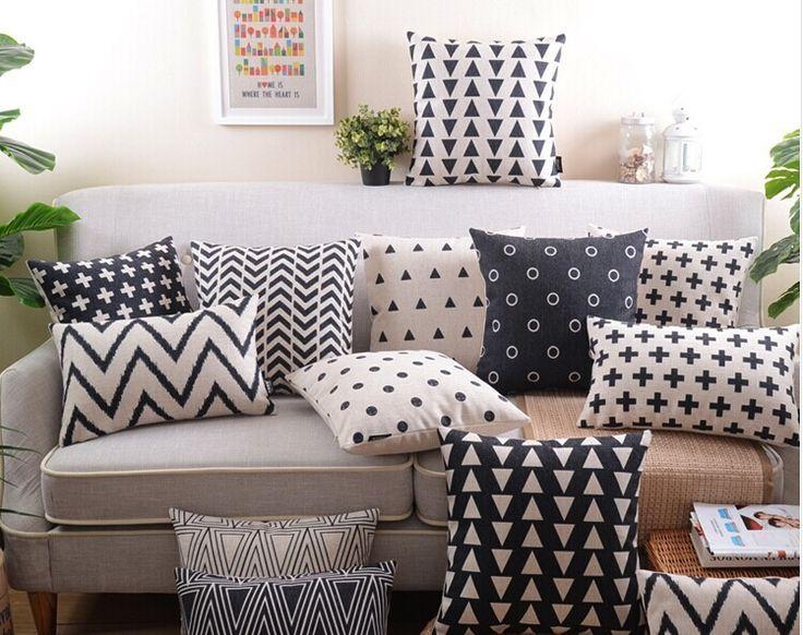 63aad519b Almofadas Decorativas Para Sofa