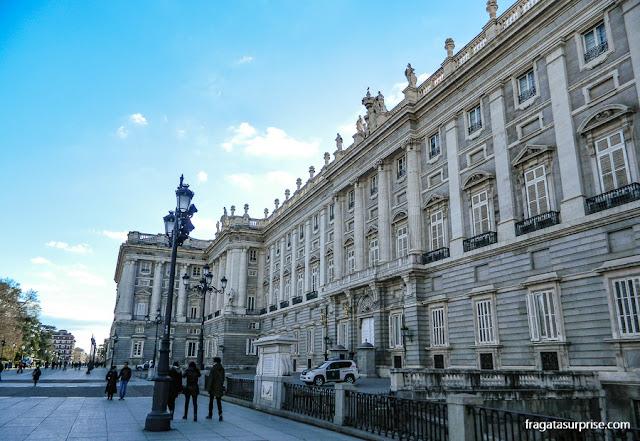 Palácio Real, Madri, Espanha