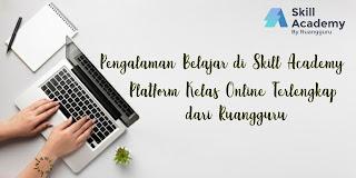 Kelas online terlengkap